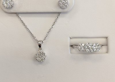 Diamond Jewelry Available At GCA Jewelers